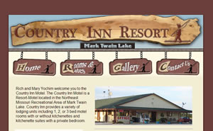 Host Lodging - Country Inn Resort